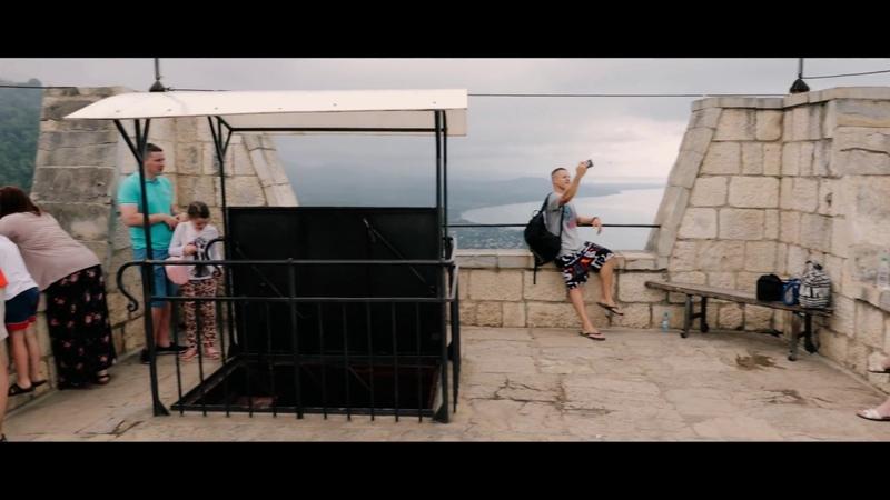 Абхазия 2018, 4К-видео, DCI 4K 25fps, (4096*2160)