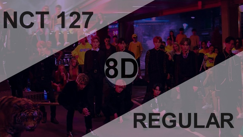 NCT 127 - REGULAR (English Ver.) [8D BASS BOOSTED USE HEADPHONE] 🎧