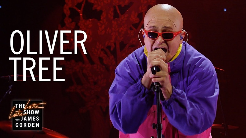 Oliver Tree - Hurt (The Late Late Show with James Corden)