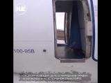 В Якутии самолёт выкатился за пределы взлётно-посадочной полосы