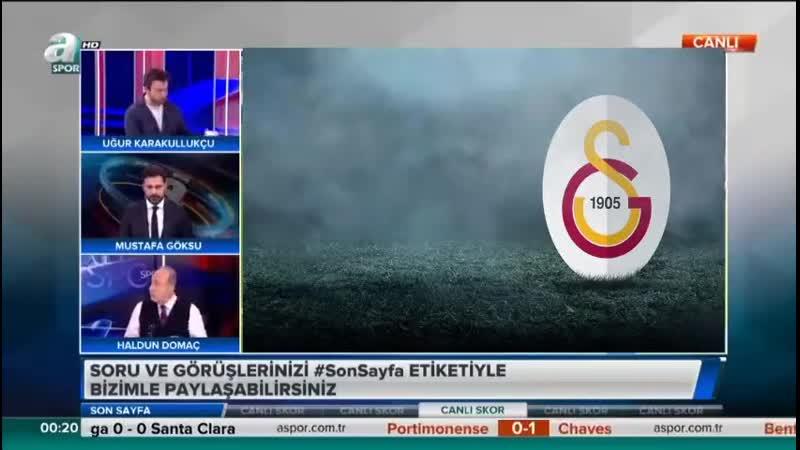 Galatasaray Transfer Gündemi Uğur Karakullukçu Diagne ve Yunus Akgün Yorumları