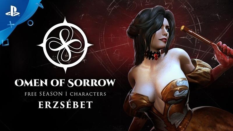 Omen of Sorrow - Free Season 1 Characters Announcement | PS4 Exclusive