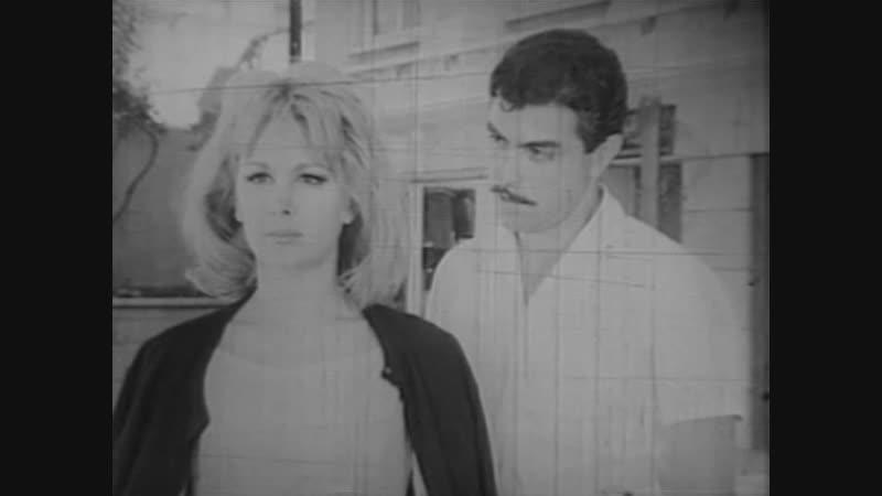 Kardeş Kanı Filmi 1964 Ahmet Mekin ve Filiz Akın