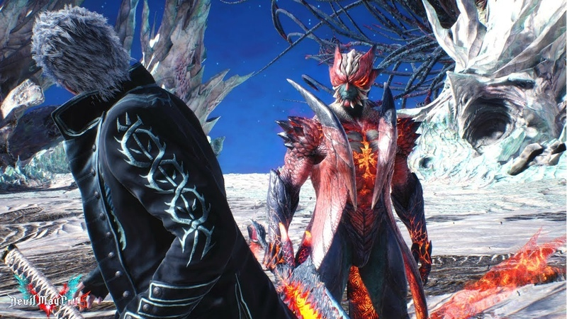 Devil May Cry 5 Bullying Vergil - Dante Must Die No Damage - SSS Rank (PS4 PRO)