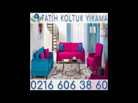 Fatih Koltuk Yıkama | 02166063860