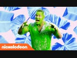 John Cena Gets Slimed _ Kids Choice Awards Music Video _ Nick