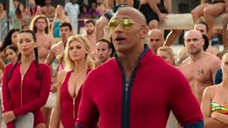 ДУЭЙН ДЖОНСОН vs ЗАК ЭФРОН. Спасатели Малибу 2017 / Dwayne Johnson vs Zac Efron. Baywatch 2017