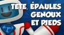 Tête, Épaules, Genoux et Pieds | Kids Super Songs Français