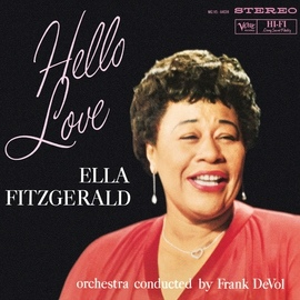 Ella Fitzgerald альбом Hello Love
