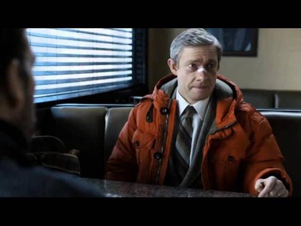 Отрывок из сериала Fargo 2014 Проблема в том что ты всю жизнь думал что есть правила А их нет