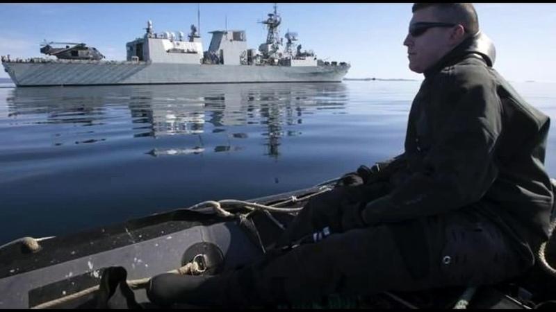 Береговая охрана Россия