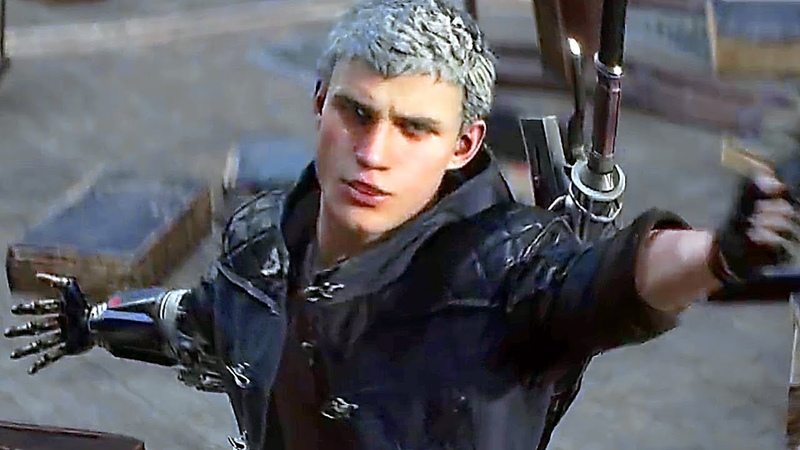 Devil May Cry 5 Theme Song Devil Trigger DMC 5 2018
