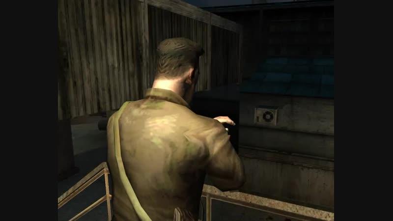 Manhunt 2 Лео убивает 2 часть.