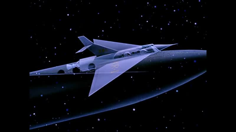 Animation excerpt from Man In Space 1955 HIGH