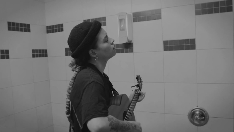 Tash Sultana Vancouver Live Shower Jam