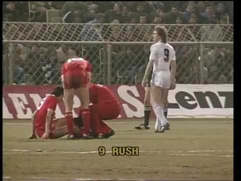 1985 European Cup Austria Vienna vs Liverpool