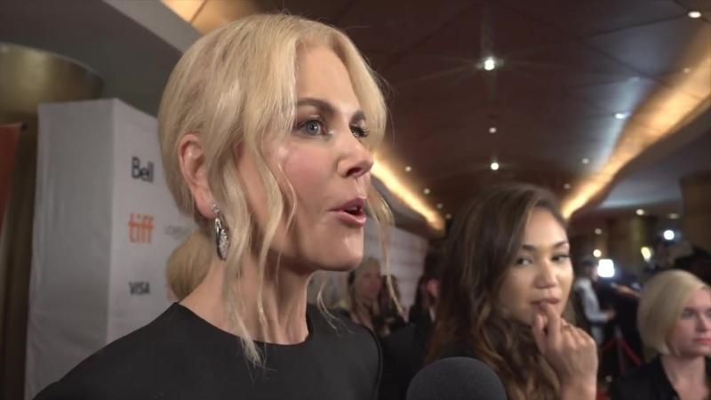 Nicole Kidman Troye Sivan spread the LOVE during Boy Erased World Premier at TIFF - QN