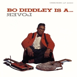 Bo Diddley альбом Bo Diddley Is A ... Lover