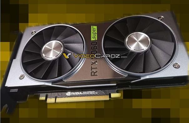 Опубликованы фото Nvidia GeForce RTX 2060 Super