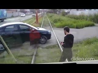 Романтика в челябинском трамвае