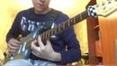 Джазовая импровизация на гитаре Школа гитары Guitar Campus Студент Игорь Брежнев
