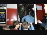 Кадеты в гостях у пожарных