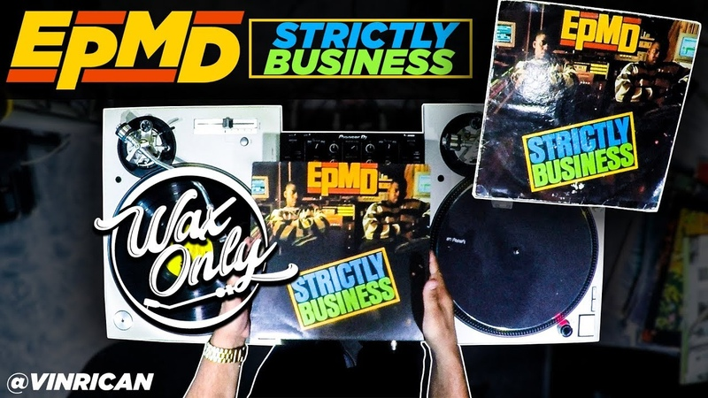 Discover Classic Samples On EPMD's 'Strictly Business' WaxOnly