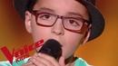 Marie Myriam (v. Kids United) - L'oiseau et l'enfant   Marius   The Voice Kids France 2018  