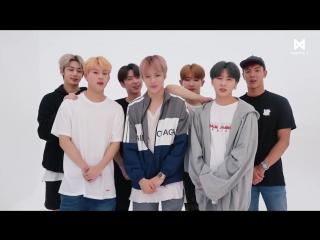 [Special Clip] 몬스타엑스 (MONSTA X) - MONBEBE 3rd Anniversary Message