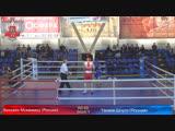 Международные соревнования по боксу памяти Российских воинов погибших в Афганистане и других горячих точках. день 3