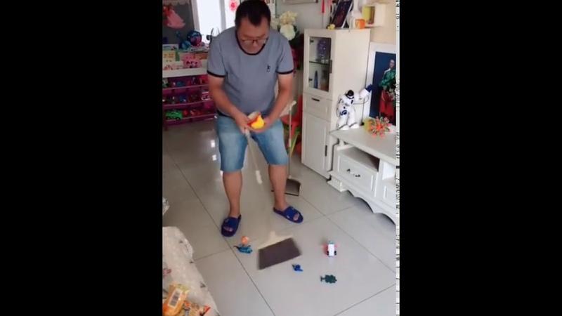 Video.net   Прикололся
