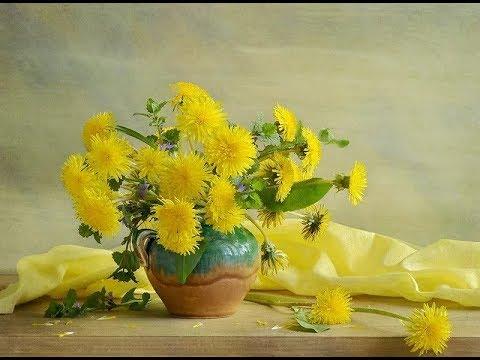 Закрытый онлайн мастер-класс Ольги Базановой. Весенние цветы. Часть 2