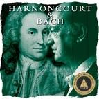 Nikolaus Harnoncourt альбом Harnoncourt conducts JS Bach