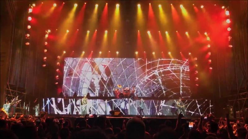 Scorpions (Live in Mérida, 2017)