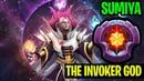 The Invoker God Gameplay - Sumiya - Dota 2