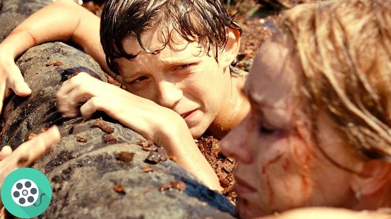 Мария и Лукас находят друг друга после цунами Невозможное 2012 год