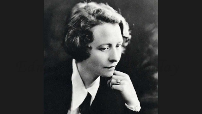 Love Is Not All by Edna St. Vincent Millay (read by Tom O'Bedlam)