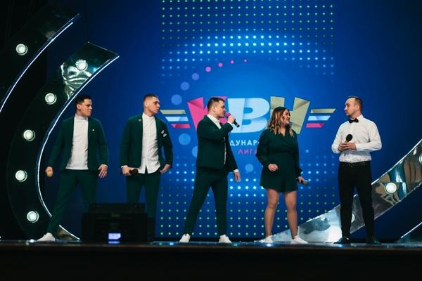 Текстовый онлайн второй 1/4 финала Международной Лиги КВН 2019.