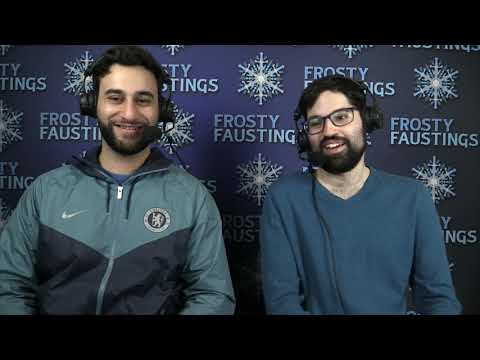 UNIST Tournament Top 16 Semifinals Frosty Faustings XI 2019 TIMESTAMPS