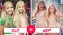 OLD vs NEW Iza and Elle ( Twin Sisters ) Musically Compilation 2018