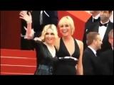 Каннский кинофестиваль, 2008. Шэрон Стоун и Мадонна.