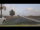 الطريق لأداء صلاة العيد في محافظة ينبع البحر