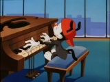 Animaniacs S1 Ep 17 Roll Over, Beethoven The Cat and the Fiddle