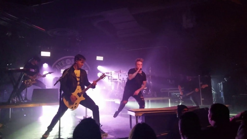 Papa Roach - I Suffer Well - Live in Sacramento, CA at Ace Of Spades 11719