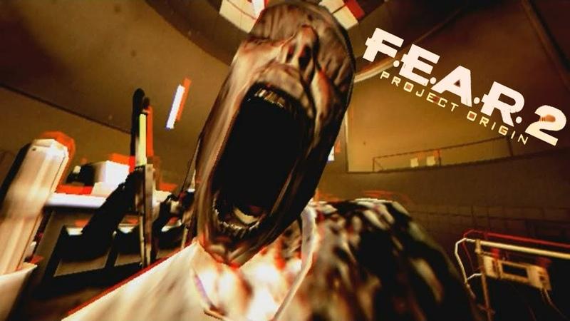 F.E.A.R. 2 Project Origin | КОШМАР | 1