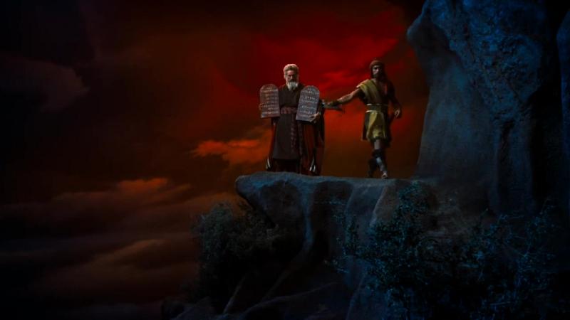 Десять заповедей. The Ten Commandments (1956)