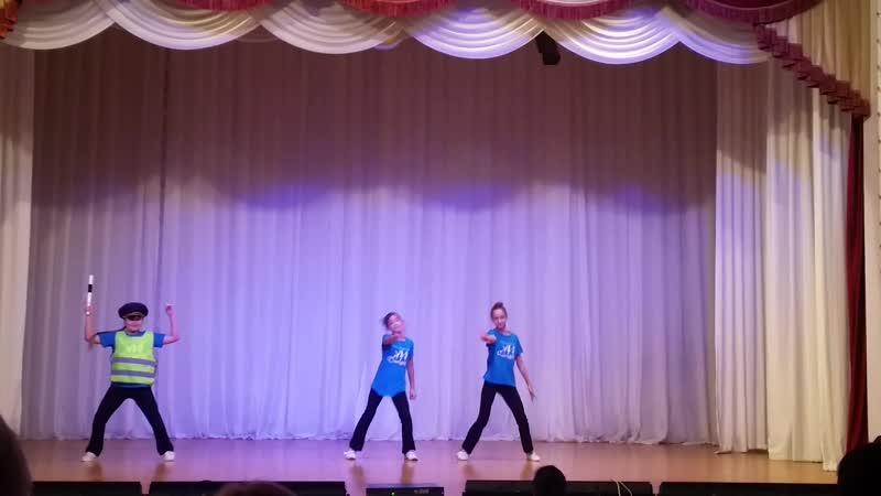 ДЕНИСОВА ВАРВАРА, РЫНДИНА ЮЛИЯ, КОВАЛЕВА АЛИНА VII городской конкурс детских и юношеских балетмейстерских работ «Начало»