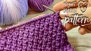ПЛЕТЕНЫЙ ОРИГИНАЛЬНЫЙ УЗОР СПИЦАМИ / Elegant braided pattern / KNITTING