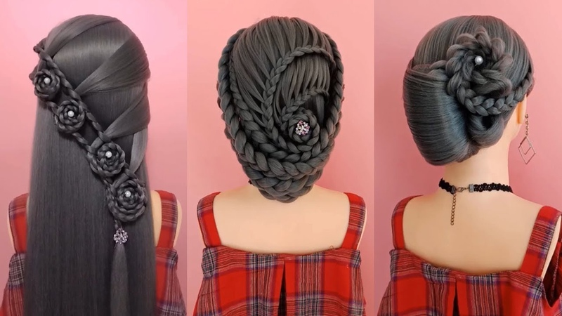 26 Braided Back To School HEATLESS Hairstyles 🌺 Best Hairstyles for Girls Part 49