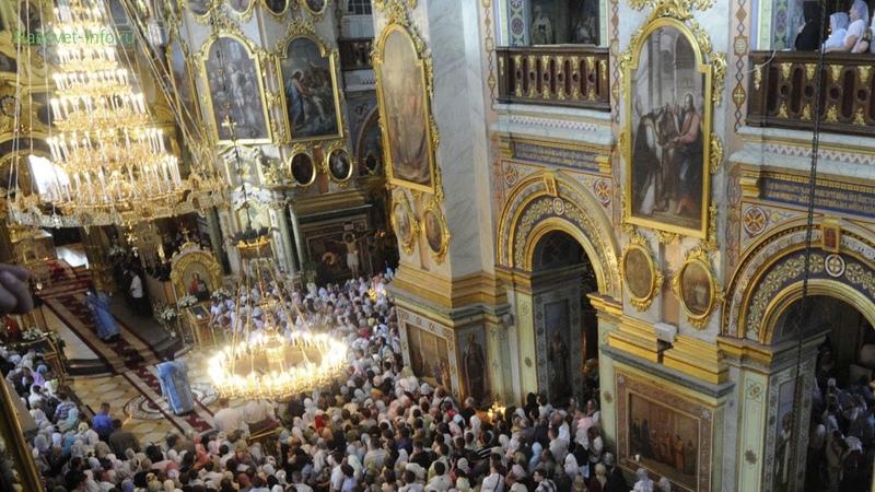 Хор Почаевской Лавры - Величит душа моя Господа